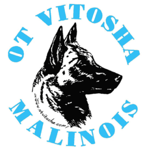 OT Vitosha Malinois Logo